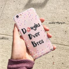 Treat yourself with some donut cases, you deserve it #iphonecase #Milkywaycases #wordstoliveby