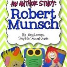 Don't you just love Robert Munsch books?!  Here are some activities to incorporate while reading these books to your kiddos!  This download include...