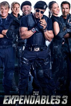The Expendables 3  Full Movie. Click Image To Watch The Expendables 3 2014