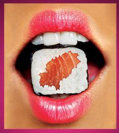 sushi................................