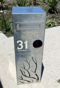 Bullyfox letterbox - Small