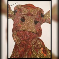 """Animais #Livrodecolorir #cromoterapia #ValentinaHarper #EditoraSextante #vaca #cow  #animais  Pensamento do dia : """"Não se preocupe, não tenha pressa. O que é seu, encontrará um caminho para chegar até você! """" Caio Fernando Abreu (Via O Chalé da Bruxa )  #frases #citações #caiofernandoabreu  Um ótimo domingo com muita paz para todos! #bomdia #Goodmorning #buenosdias #buongiorno #bonjour #namaste #Amor #love #Sonhos #Dreams #gratidão #gratitude #paz #peace #OmShanti"""
