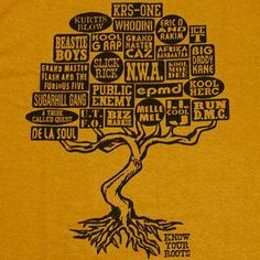 _ hip hop tree _