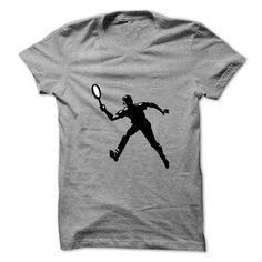 Tennis player - Hot Trend T-shirts