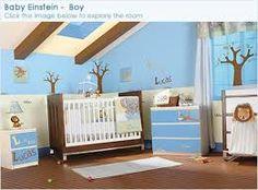 Resultado de imagen para paint baby boy nursery