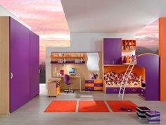 one of the most awesome playrooms ever! | kid coolness | pinterest