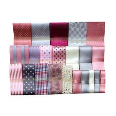 Surker 22 pc Solid Grosgrain Ribbon Value Pack -- You can get additional details at the image link.