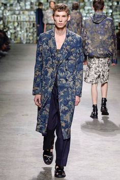 Dries van Noten Spring-Summer 2017 - Paris Fashion Week #PFW