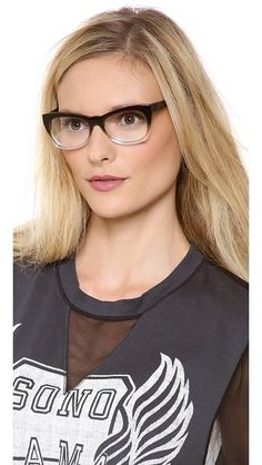 0b2f364623 Elizabeth and James Очки Centinela Geek Chic Glasses