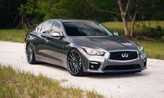 Cars Tuning Music: Infiniti Q50