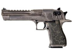 The new Magnum Research Mark XIX Apocalyptic Desert Eagle may very well be your best defense.