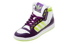 Adidas Shoes For Girls Purple