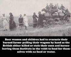 Image result for british concentration camps boer war