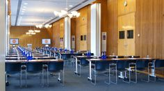 Meeting Rooms 1-4 | Business Hire | Congress Centre