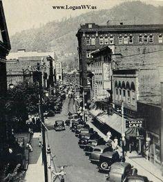 monaville, wv old photographs | Logan County Main Photo Gallery