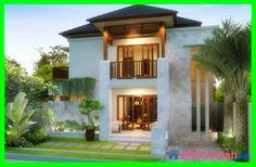 Luasnya Desain Rumah Minimalis 2 Lantai Type 100 - http://www.bikinrumah.net/15362/desain-rumah-minimalis-2-lantai-type-100/