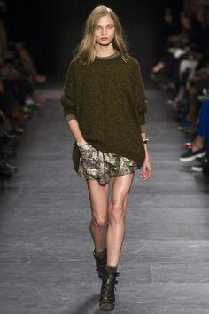 Isabel Marant. Autumn Winter 2014/15 Ready-To-Wear. Paris Fashion Week