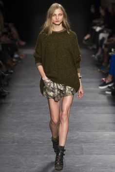 Isabel Marant. Autumn Winter 2014/15 Ready-To-Wear. Paris Fashion Week