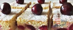 Recept Třešňová bublanina ze šlehačky podle Petry Tiramisu, French Toast, Sweets, Breakfast, Ethnic Recipes, Desserts, Food, Anna, Morning Coffee