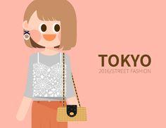 내 @Behance 프로젝트 확인: \u201c2016 TOKYO girl's fashion in S/S\u201d https://www.behance.net/gallery/38164145/2016-TOKYO-girls-fashion-in-SS