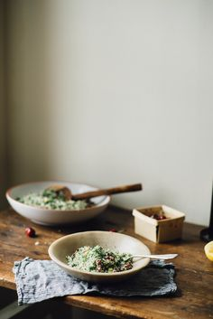 cauliflower couscous | dolly and oatmeal