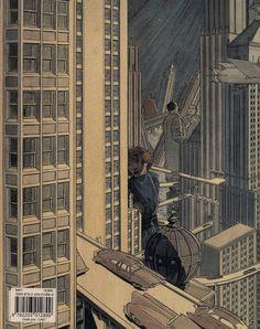 """""""Les Cités obscures"""" de Benoît Peeters et François Schuiten"""