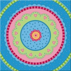 HABA - A Dream of Flowers Rug by HABA. $143.99. New Zealand wool with textile backing. Dimensions: 47 x 47 in (120 x 120 cm). Textile backing. HABA's A Dream of Flowers Rug is a beatifully arranged circle bed of roses where little princesses and prince's alike can play and enjoy any day.