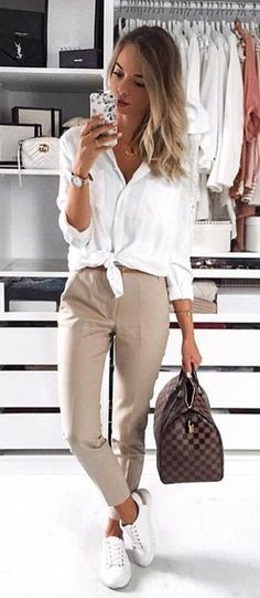 #summer #outfits #GM Actually In Love With This Casual Glam Outfit By @my_philocaly • Whites And Beige Are So Beaut For Summer And It's One Of My Favourite Colour Combinations ❤️✨