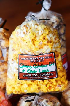 Holiday Gift Idea! Gourmet Popcorn Tins from PopcornHaven.com. Creamy Cucumber Dill