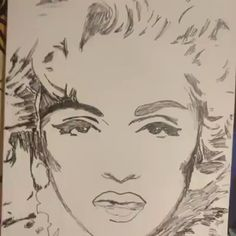 A slideshow of images of a painting coming to life by Steve Allen Painting. Steve Allen, Some Image, Madonna, Canvas Art, Videos, Artwork, Life, Painting, Work Of Art