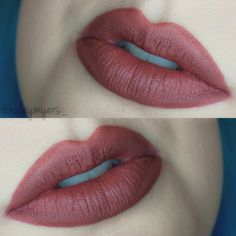 @nyxcosmetics lingerie lipstick in Exotic