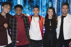 Adam Lambert and The Weeknd named among stars to duet with X Factor finalists Matt, Saara and 5 After Midnight