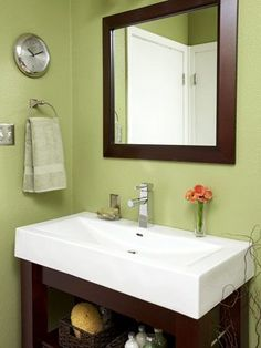 Bathroom Fixtures Grand Rapids Michigan 2 faucets on one large sink simple redesign - custom furniture