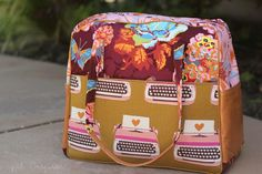 Love this weekender bag!