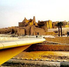 Some ancient historical place | Riyadh