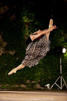 Ballerina (Photo credit: Stanislav Belyaevsky)