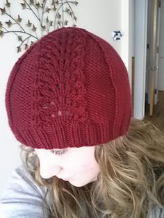 A free Ravelry download!  I think she could have sold this pattern and made $$$$!