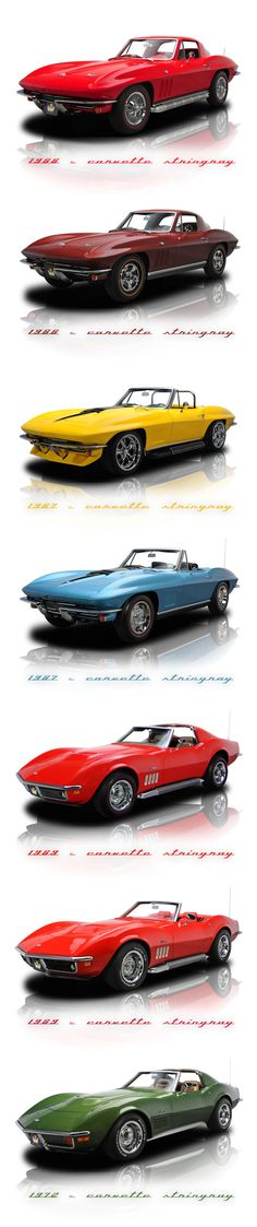 Chevrolet Corvette...Brought to you by Agents of #CarInsurance at #HouseofinsuranceEugene