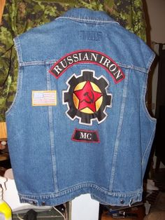 They're just a straight up motorcycle club dedicated to Russian motorcycles.