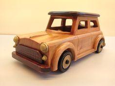 Винтаж мини-дерево шерсть маленький автомобиль ручной работы авто модели ремесла украшения(China (Mainland))