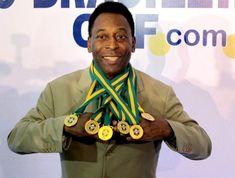 Pelé | pele Pelé pede que povo pare as manifestações em vídeo e que ...