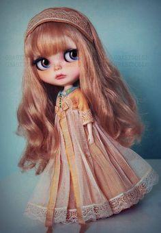 Blythe pops - I so want a Blythe doll!!