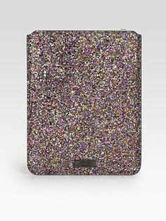 Glitter for your iPad.