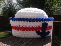 OMG!!! Too cute.  John needs this for his birthday party.  Mommy's lil sailor..