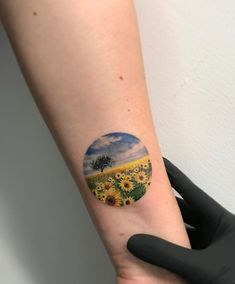 Amazing small tattoo