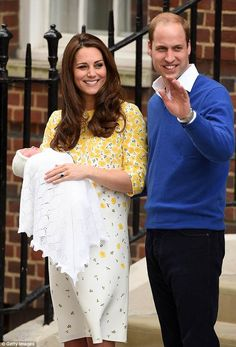 Mrs Filkins was upgraded to a luxury suite at the Lindo Wing where Kate and William (pictu... #katemiddleton #princewilliam