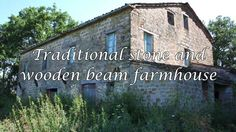 Bargain Property for sale in Le Marche | Farmhouse to be restored for sale in San Ginesio cpge001613