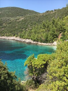 Afteli bay. In my opinion the best place in Lefkada