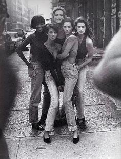 1980's Super Models