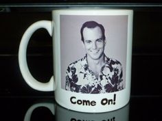 Coffee Mug  Arrested Development  GOB Come by DayStarExpressions, $15.99